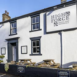 Exterior High Force Hotel