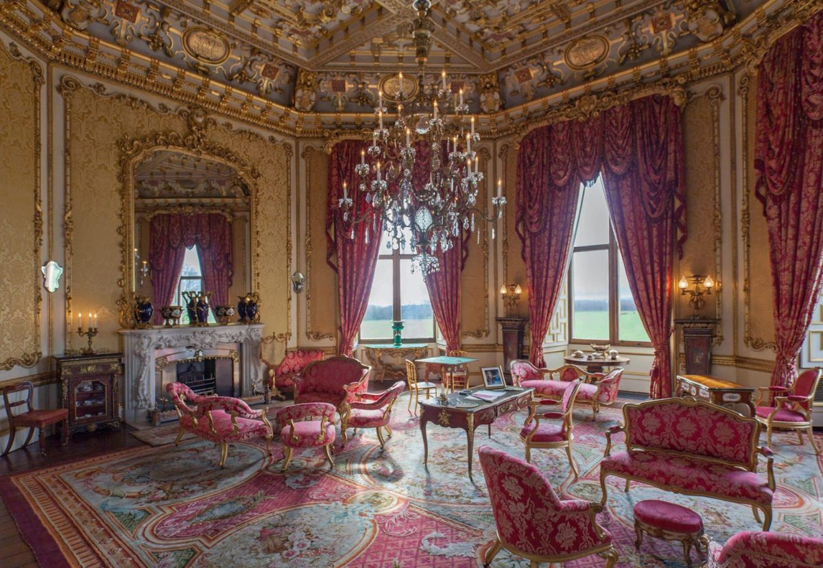 The Octagon Room, Raby Castle