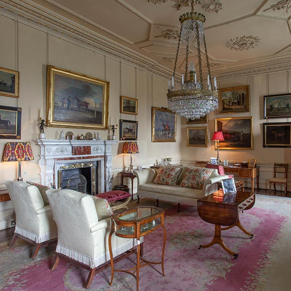 Interior, Raby Castle