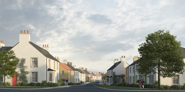 Gainford Housing Development