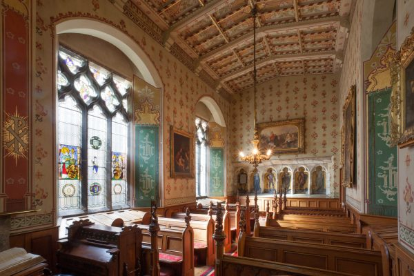 Chapel at Raby Castle
